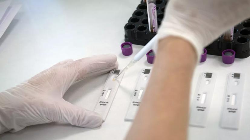 Более 28,1 млн тестов на коронавирус проведено в России