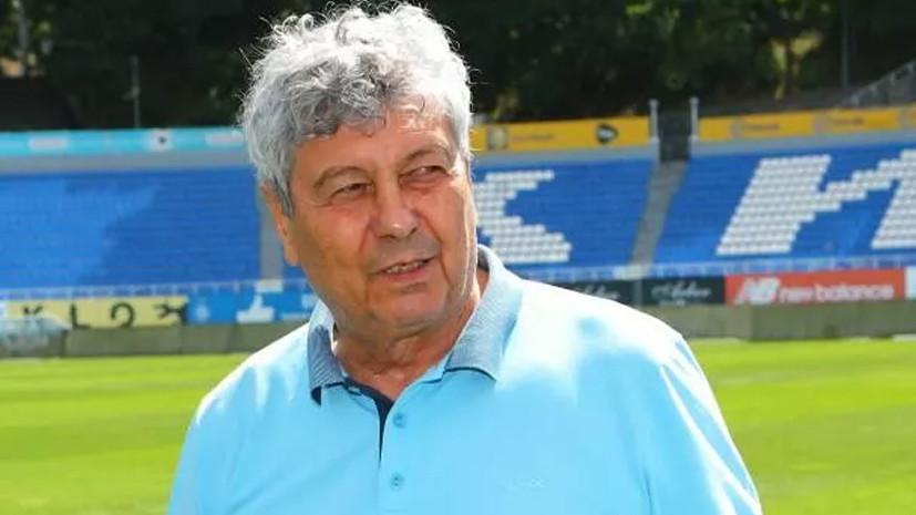 Суркис представил Луческу футболистам киевского «Динамо»