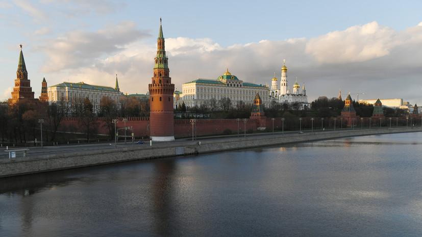 В Кремле ожидают, что задержанных в Белоруссии россиян отпустят