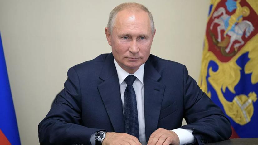 Путин подписал закон об обязанности росгвардейцев представляться
