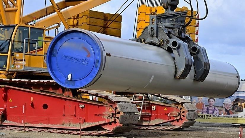 Сенатор США призвал не допустить завершения строительства СП-2