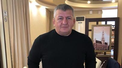 Минаков заявил, что Абдулманап Нурмагомедов был очень крепким человеком