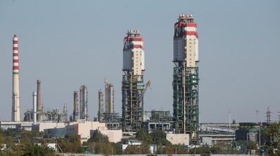 Завод в Одессе