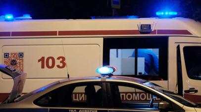 В Москве на проспекте Мира произошло крупное ДТП
