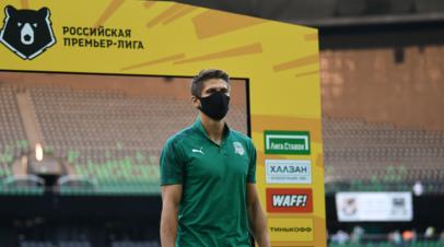 Стали известны стартовые составы на матч «Краснодар» — «Зенит»