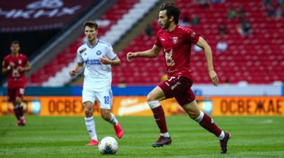 «Рубин» одолел «Оренбург» в матче РПЛ