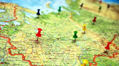 История и география: тест RT о России