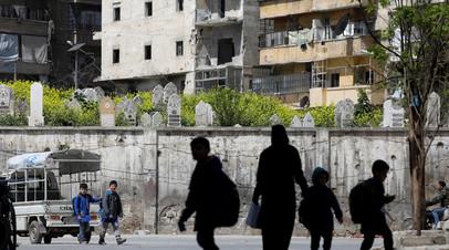 Боевики обстреляли населённые пункты в Латакии и Алеппо