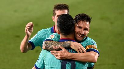 Новое достижение Месси, пятый гол Рамоса за 22 дня и восьмая победа «Аталанты» подряд: события дня в европейском футболе
