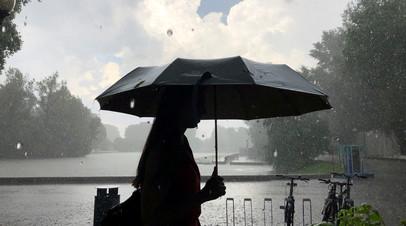 В Гидрометцентре рассказали об опасности погоды в июле