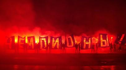 «Столица переехала в Петербург и крепко встала на ноги»: как футбольный «Зенит» отметил второе подряд чемпионство