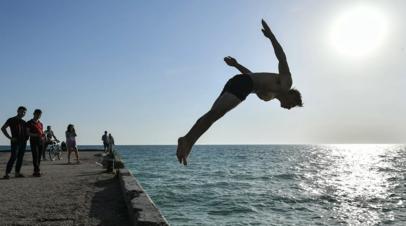 В Крыму рассказали об аномальной жаре