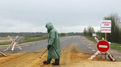 В Роспотребнадзоре оценили угрозу распространения бубонной чумы