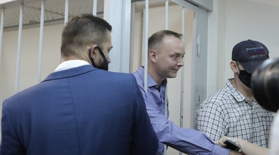 «На месяц и 30 суток»: суд арестовал советника главы «Роскосмоса» Сафронова по делу о госизмене