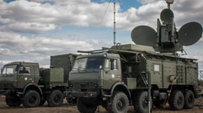 Российские мобильные системы РЭБ