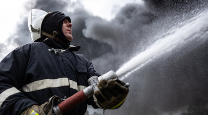 Территория в Казани, где произошёл пожар, принадлежит «Казэнергострою»