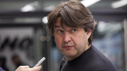 Бывший генеральный директор «Уфы» Шамиль Газизов