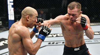«Пояс сделает меня ещё сильнее»: что говорил Ян после победы над Алдо на турнире UFC 251