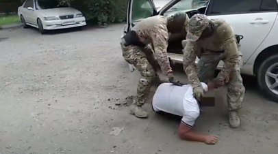 «Планировал применение зажигательных устройств»: ФСБ сообщила о предотвращённом теракте в Хабаровске