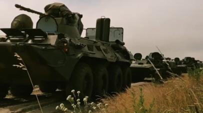В российских войсках проходит внезапная проверка боеготовности — видео