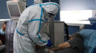 Число выздоровевших после коронавируса в России превысило 550 тысяч