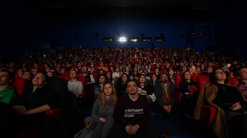 В Москве начинают работать кинотеатры