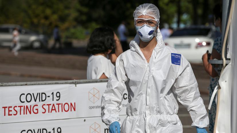 Число выявленных случаев коронавируса в Казахстане превысило 90 тысяч