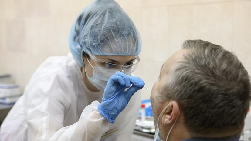 В России проведено более 28,4 млн тестов на коронавирус