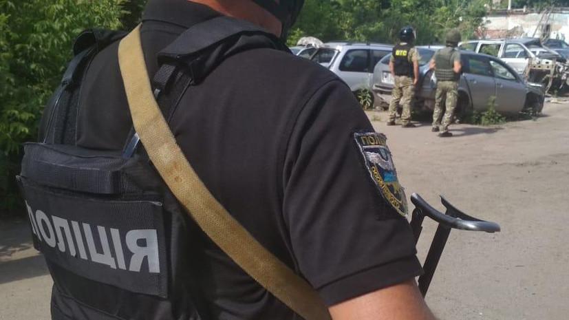 На Украине сообщили, что взявший заложника в Полтаве застрелен