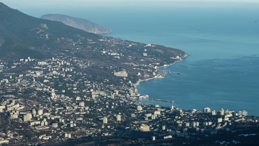В Крымупроверят сообщения о нападении мужчины на туристов