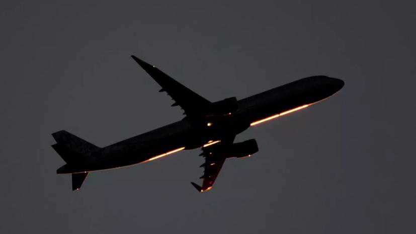 Более 110 россиян вернулись вывозным рейсом из Еревана в Москву