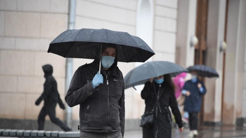 Вильфанд рассказал о погоде в России в воскресенье