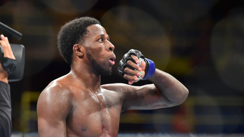 Лике победил Брауна техническим нокаутом на UFC Fight Night 173