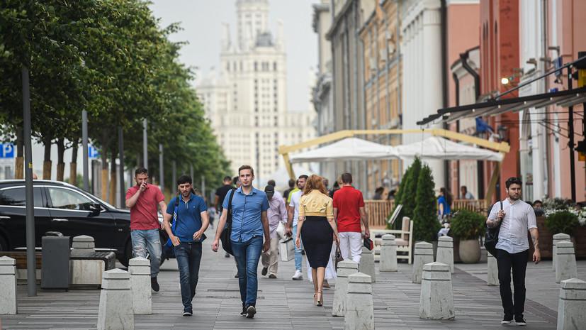 Собянин: в Москве нет второй волны коронавируса