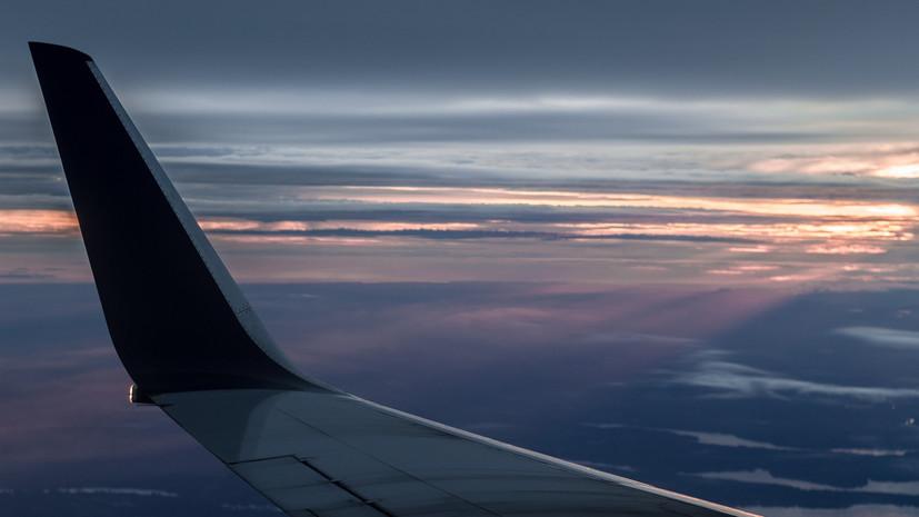 Из Токио во Владивосток вылетел вывозной рейс с 68 россиянами