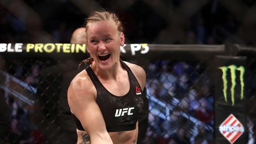 Шевченко будет защищать свой чемпионский титул UFC в бою с Майей