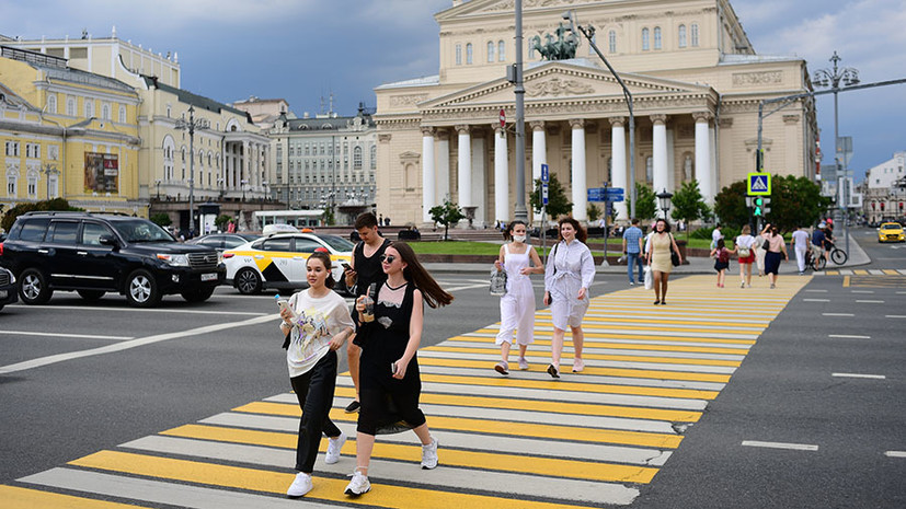 «Ни у нас, нигде в мире такого практически нет»: Собянин оценил вероятность второй волны COVID-19 в Москве