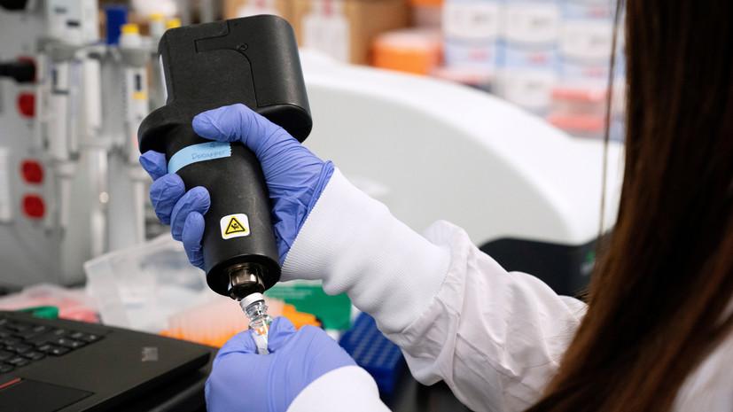«Вектор» начнёт производство вакцины от коронавируса в ноябре