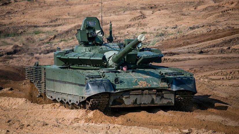 Реактивное усовершенствование: какие возможности получили российские модернизированные танки Т-80БВМ