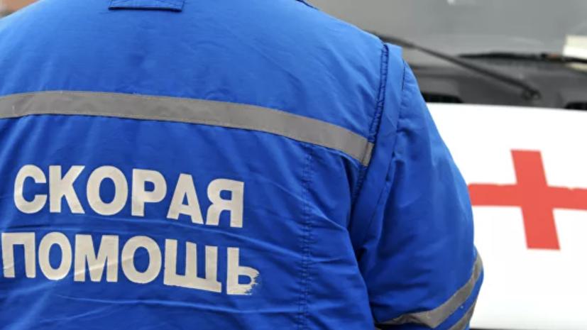 Медики рассказали о пострадавших при ЧП с самолётом под Калининградом