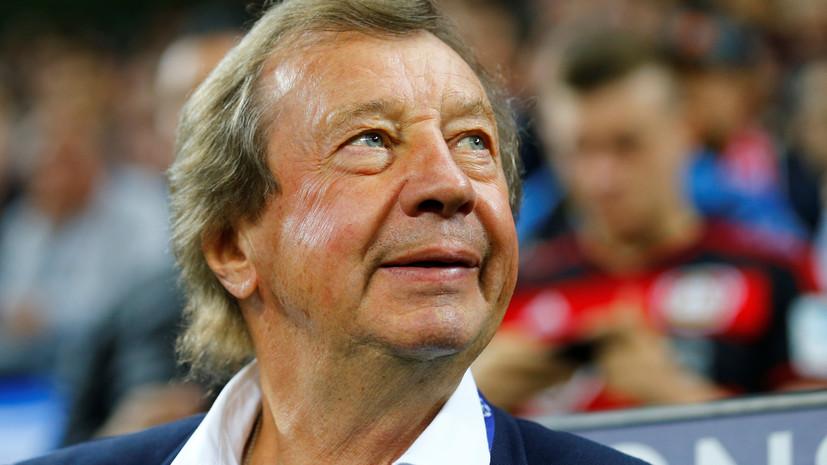 Сёмин отреагировал на слова о нём владельца киевского «Динамо»