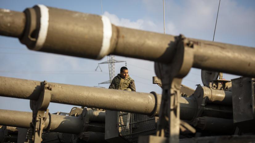 Израильская армия сообщила о предотвращении подрыва на границе с САР