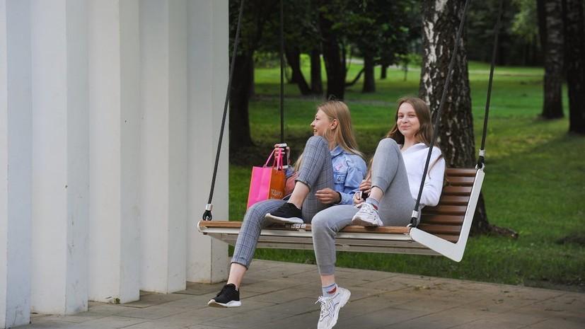 В Москве 3 августа ожидается до +23 °С