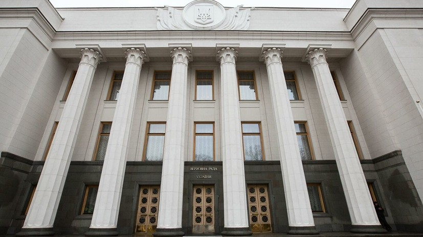 В Раде обвинили премьера в сдаче интересов украинского машиностроения