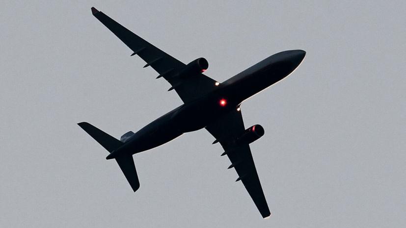 В Росавиации назвали объёмы перевозок через аэропорты России