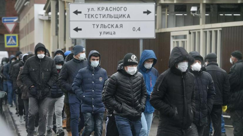 Предоставление мигрантам права на работу в России могут усложнить