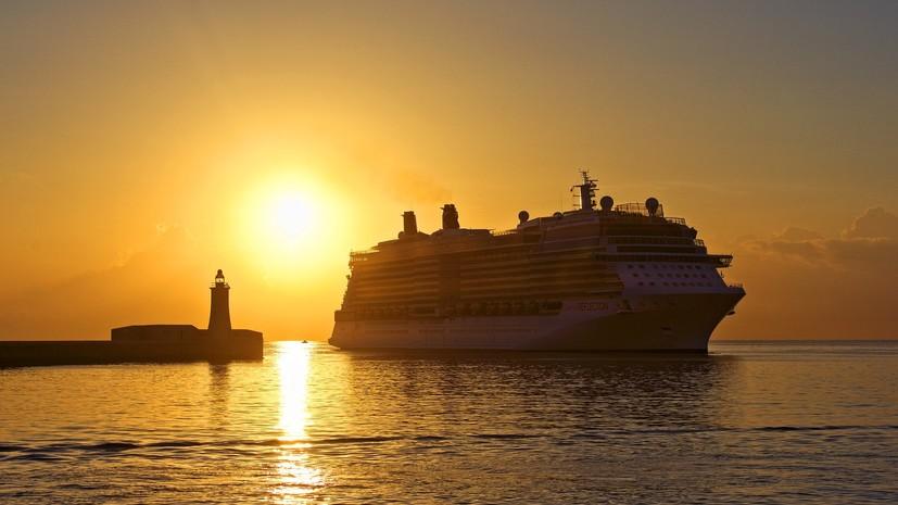 В Норвегии ввели ограничения для пассажиров лайнеров из-за COVID-19
