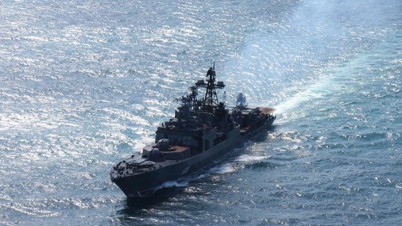 Северный флот рассказал о подготовке похода кораблей по Севморпути