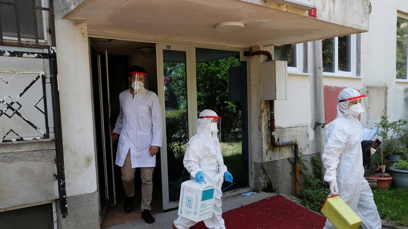 За сутки в Турции выявили почти 1000 больных коронавирусом