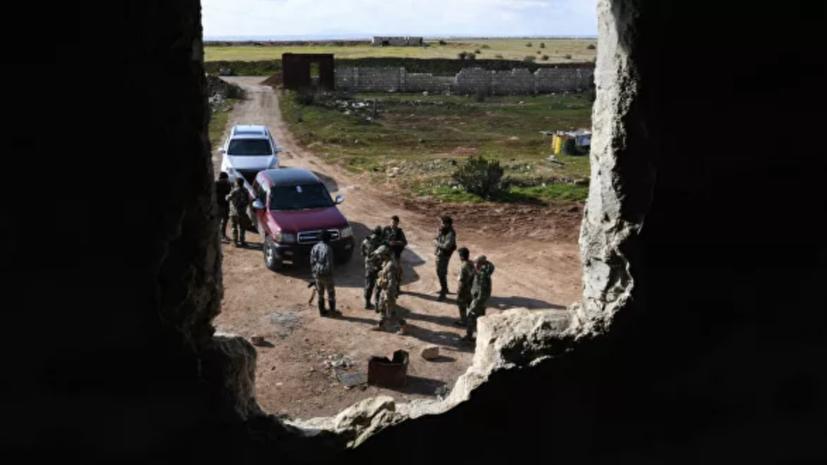 Боевики пытались прорвать позиции сирийской армии в Идлибе